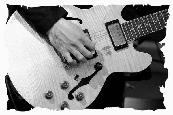 Photograph - Guitar Chords by Alice Gipson