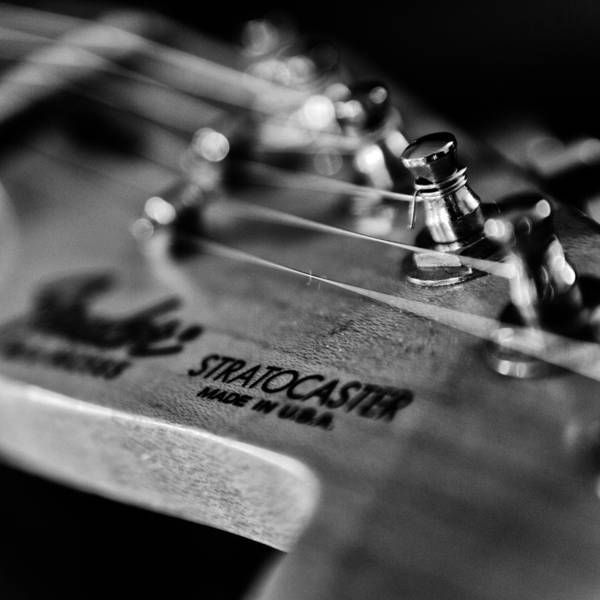 Wall Art - Photograph - Guitar Close Up 3 by Stelios Kleanthous