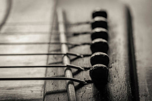 Photograph - Guitar I Toned by David Gordon