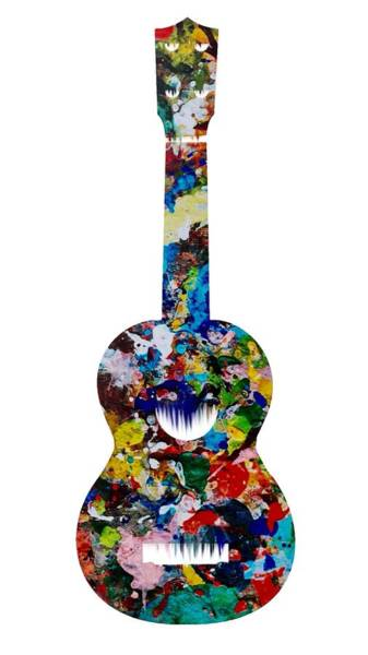 Painting - Guitar Solo by Mark Taylor