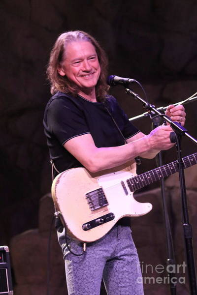 Wall Art - Photograph - Guitarist Robben Ford by Concert Photos