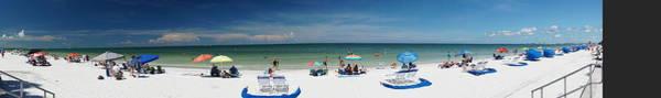 Willett Photograph - Gulf Beach by Mike Willett
