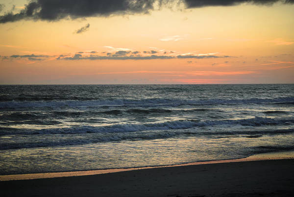 Photograph - Gulf Coast Sunrise by Judy Hall-Folde