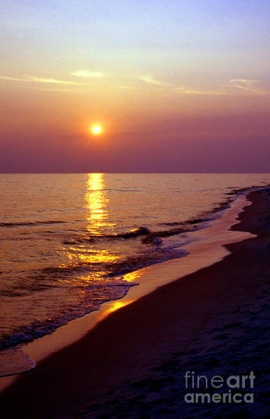Photograph - Gulf Of Mexico Sunset by Thomas R Fletcher