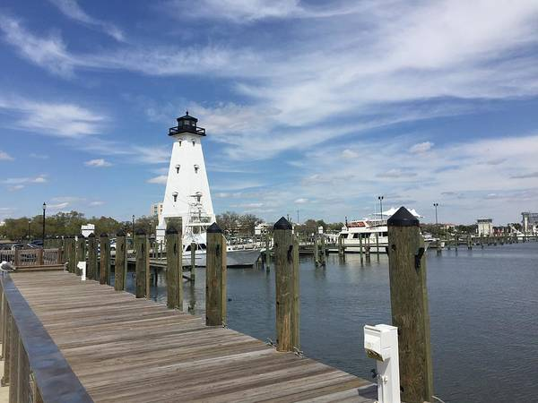 Photograph - Gulf Port by Andrea Love