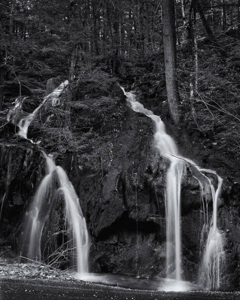Photograph - Gulf Road Waterfall by Tom Singleton