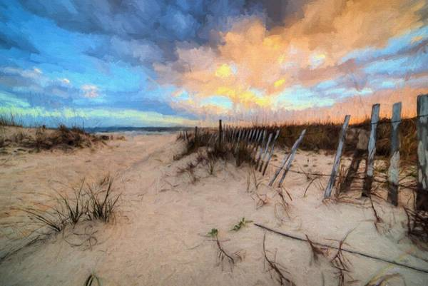 Wall Art - Photograph - Gulf State Park In Orange Beach by JC Findley