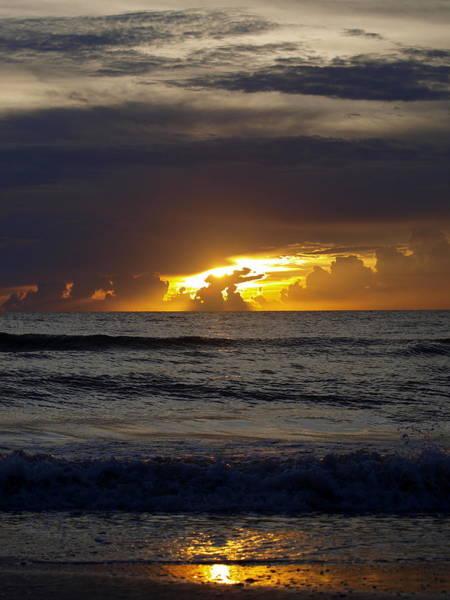Photograph - Gulf Sunset by James Granberry