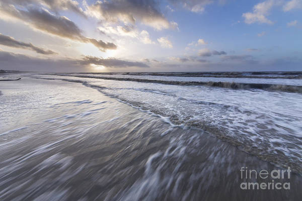 Port St. Joe Photograph - Gulf Waves On Cape San Blas by Twenty Two North Photography