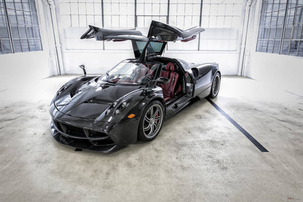 Photograph - Gull Wing Doors by ItzKirb Photography