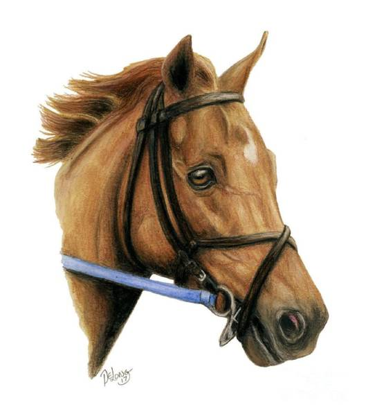 Wall Art - Painting - Gun Runner by Pat DeLong