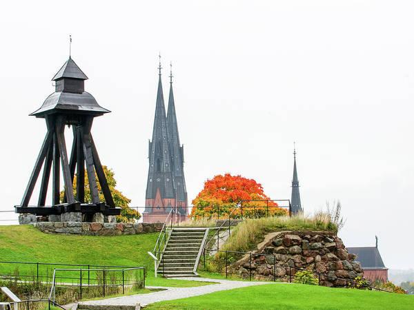 Photograph - Gunilla Bell by Torbjorn Swenelius
