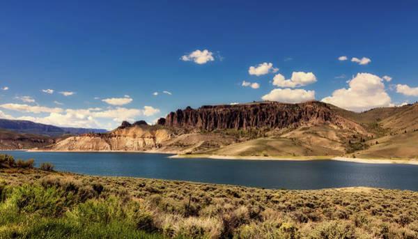 Wall Art - Photograph - Gunnison River - Colorado by L O C
