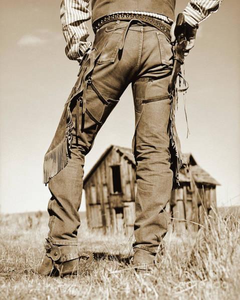 Gunslinger Photograph - Gunslinger by Don Schimmel