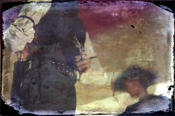Wall Art - Photograph - Gunslinger by Toni Hopper
