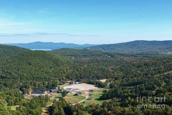 Photograph - Gunstock Mountain Resort by Sharon Seaward