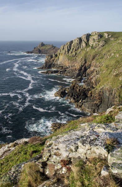 Photograph - Gurnards Head In Cornwall by Pete Hemington