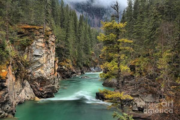 Photograph - Gushing Through British Columbia by Adam Jewell