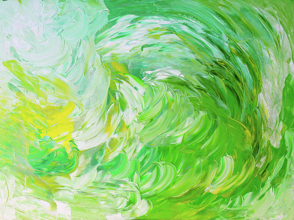 Painting - Gust by Ralph White