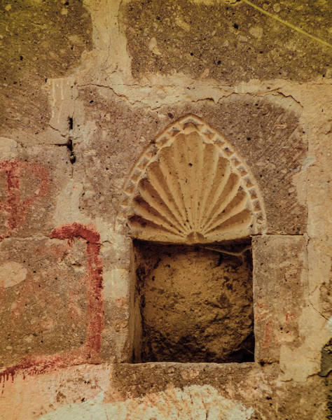 Photograph - Guzelyurt, Turkey - Niche by Mark Forte
