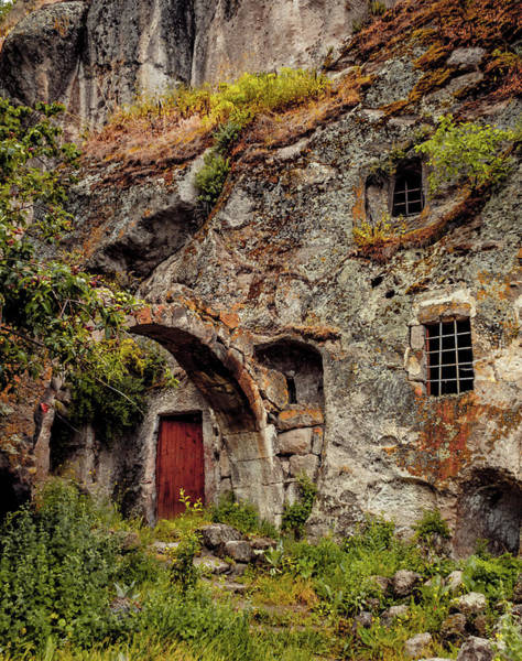 Photograph - Guzelyurt, Turkey - Underground House IIi by Mark Forte