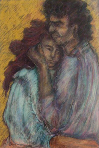 Pastel - Gypsie Lovers by Katt Yanda