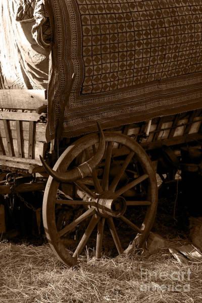 Photograph - Gypsy Wagon by Jorgo Photography - Wall Art Gallery
