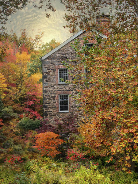 Wall Art - Photograph - The Hidden Mill by Jessica Jenney