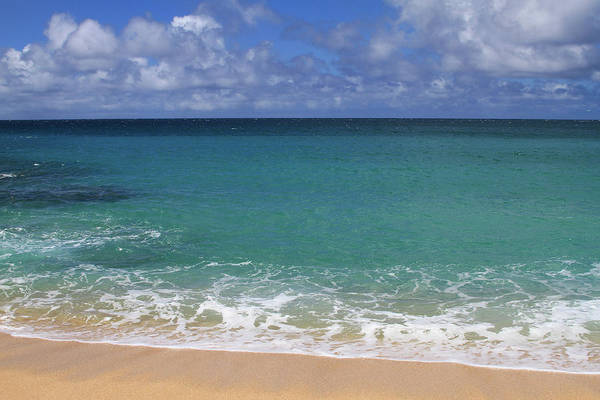 Photograph - Haena Beach 1 by Bonnie Follett