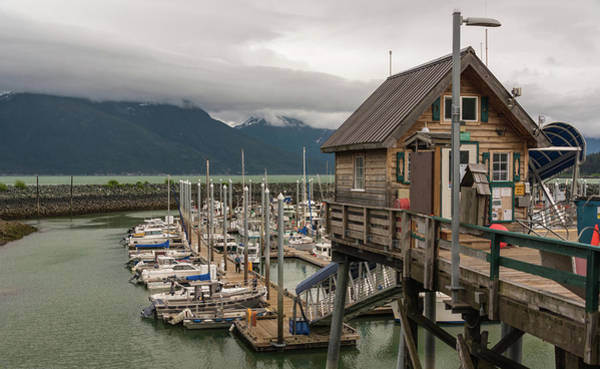 Photograph - Haines Harbor Side by Kristopher Schoenleber