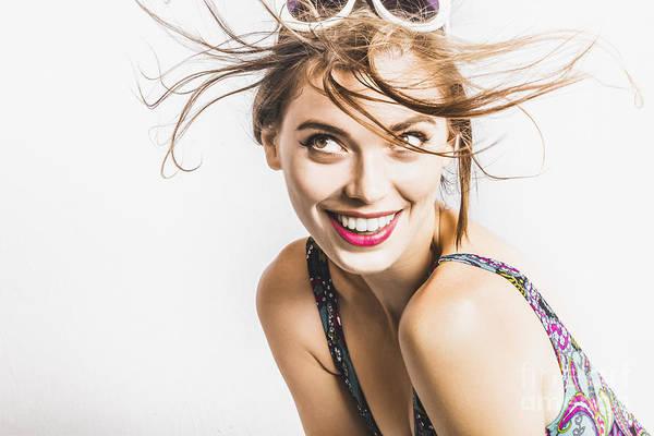 Photograph - Hair Salon Portrait by Jorgo Photography - Wall Art Gallery