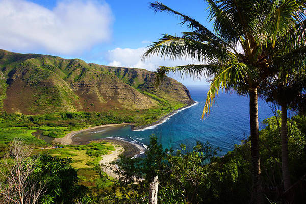 Wall Art - Photograph - Halawa Valley Beach by Kevin Smith