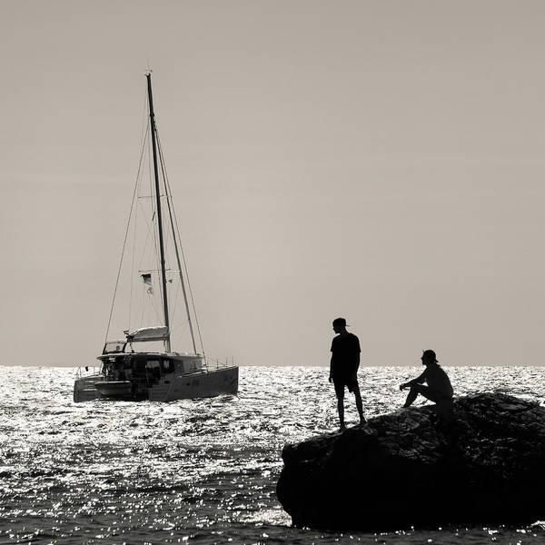 Dubrovnik Photograph - Halcyon Days by Dave Bowman