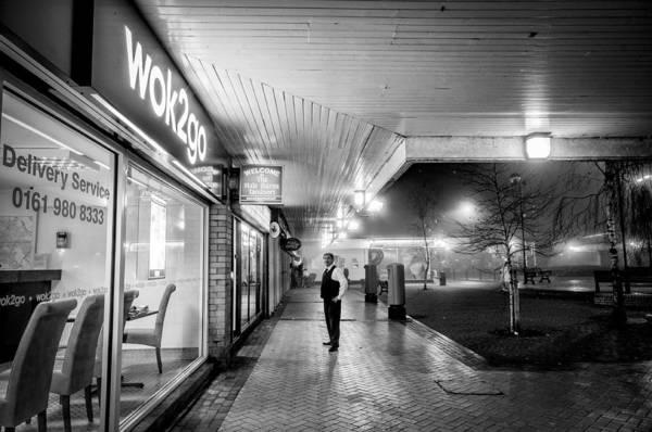Photograph - Hale Barns Tandoori And Wok2go by Neil Alexander