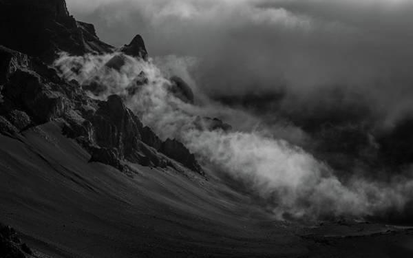 Photograph - Haleakala Crater by Jeff Phillippi