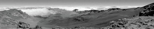 Photograph - Haleakala Crater Pano by Peter J Sucy