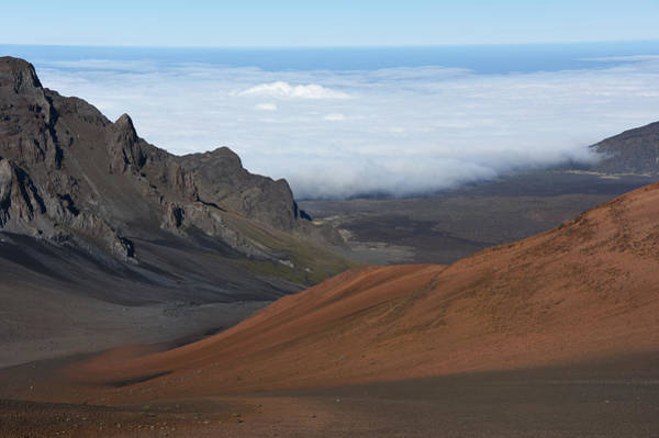 Photograph - Haleakala by Jennifer Ancker