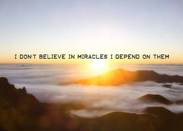 Photograph - Haleakala Perfection Quote by JAMART Photography