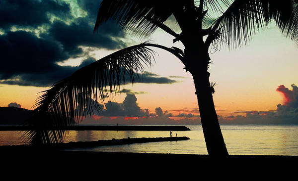 Photograph - Haleiwa by Steven Sparks