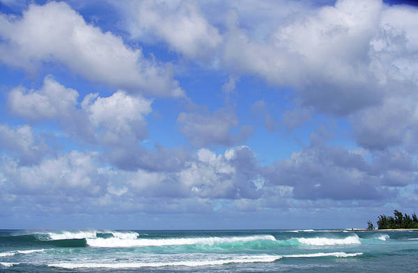 Wall Art - Photograph - Haleiwa Trade Wind Clouds by Kevin Smith