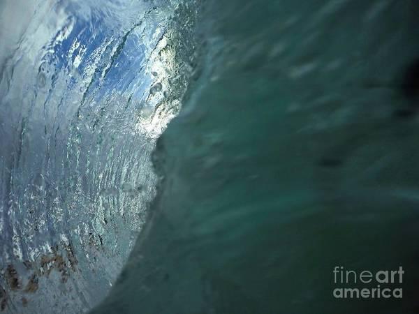 Bodyboard Photograph - Half Baked by Benen  Weir