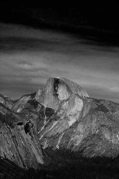 Photograph - Half Dome From Columbia Rock by Raymond Salani III