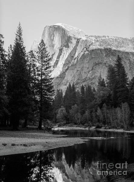 Yosemite Half Dome Wall Art - Photograph - Half Dome  by Paul Quinn