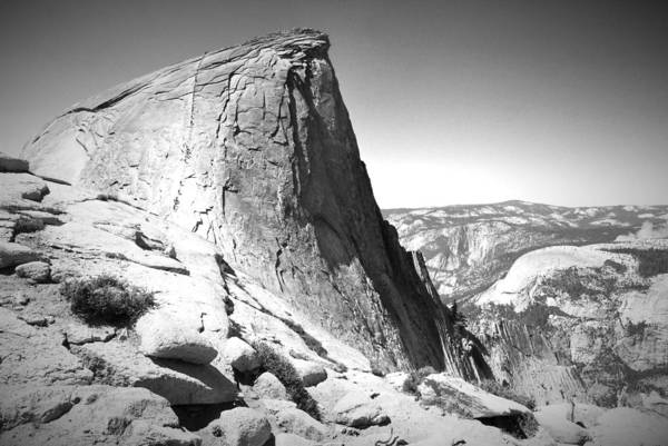 Half Dome Wall Art - Photograph - Half Dome  by Ryan Scholl