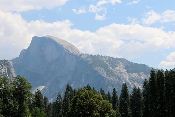 Photograph - Half Dome - Yosemite National Park  by Christy Pooschke