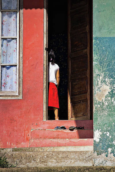 Photograph - Half In by Tatiana Travelways