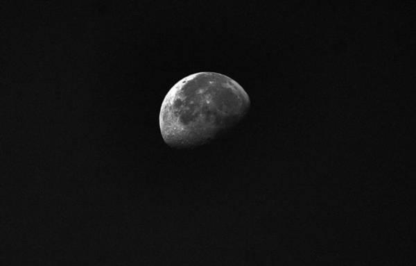 Wall Art - Photograph - Half Moon by Johann Todesengel