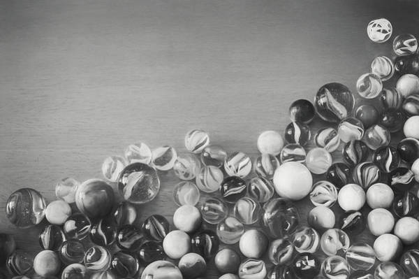 Wall Art - Photograph - Half My Marbles by Scott Norris