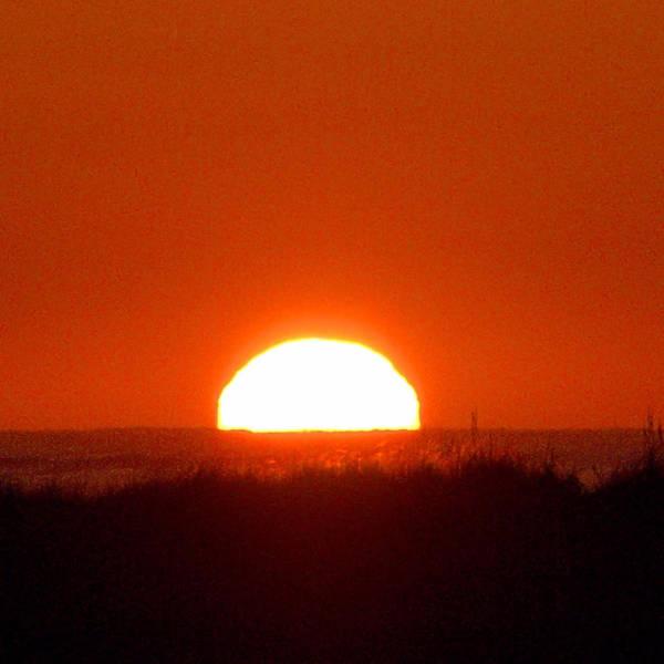 Photograph - Half Sun by  Newwwman