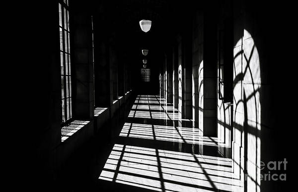 Photograph - Hall Of Shadows by Pam  Holdsworth